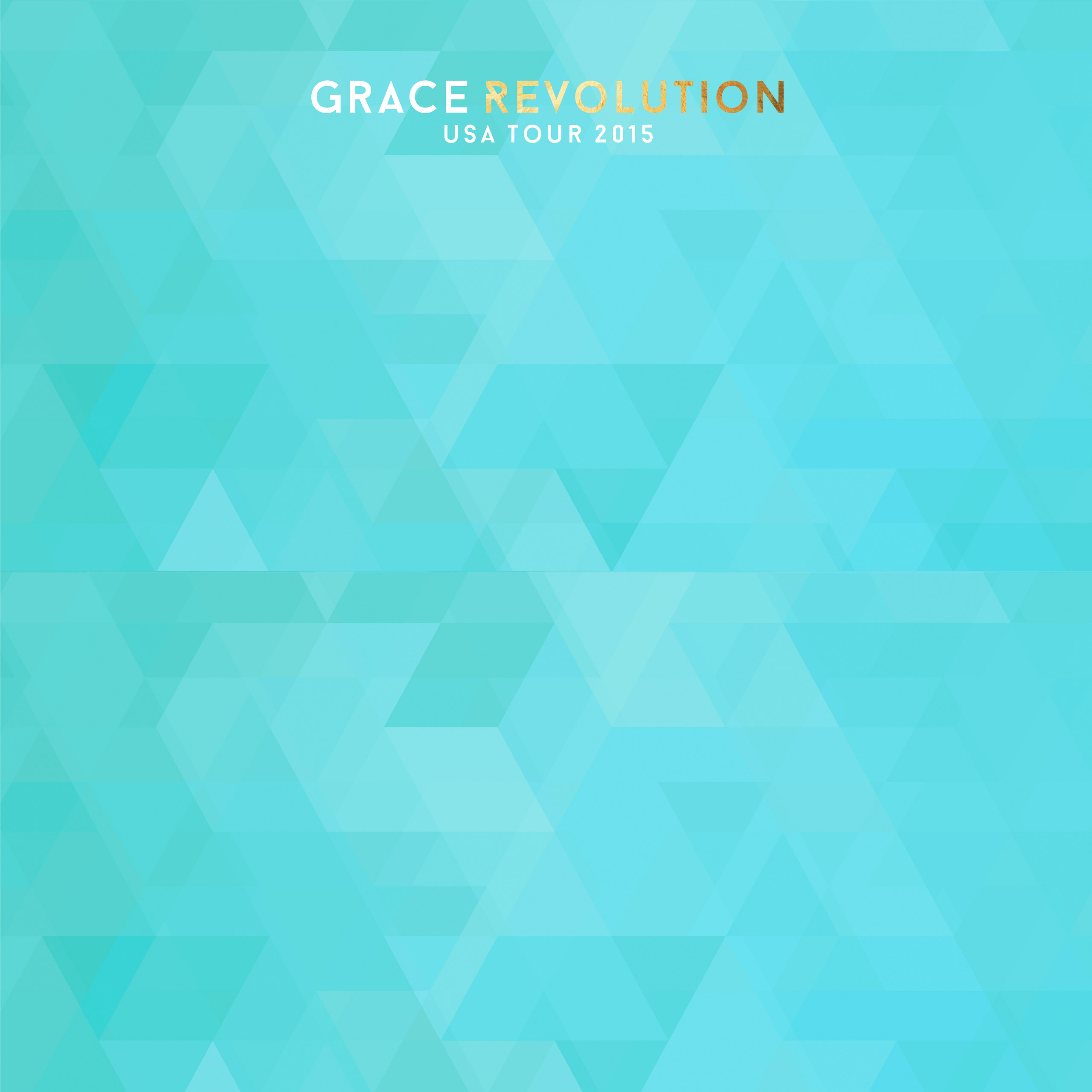 Grace Revolution 2015 Tour Video Banner